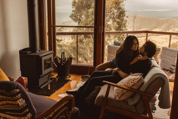 Package options for couples wanting a quiet retreat