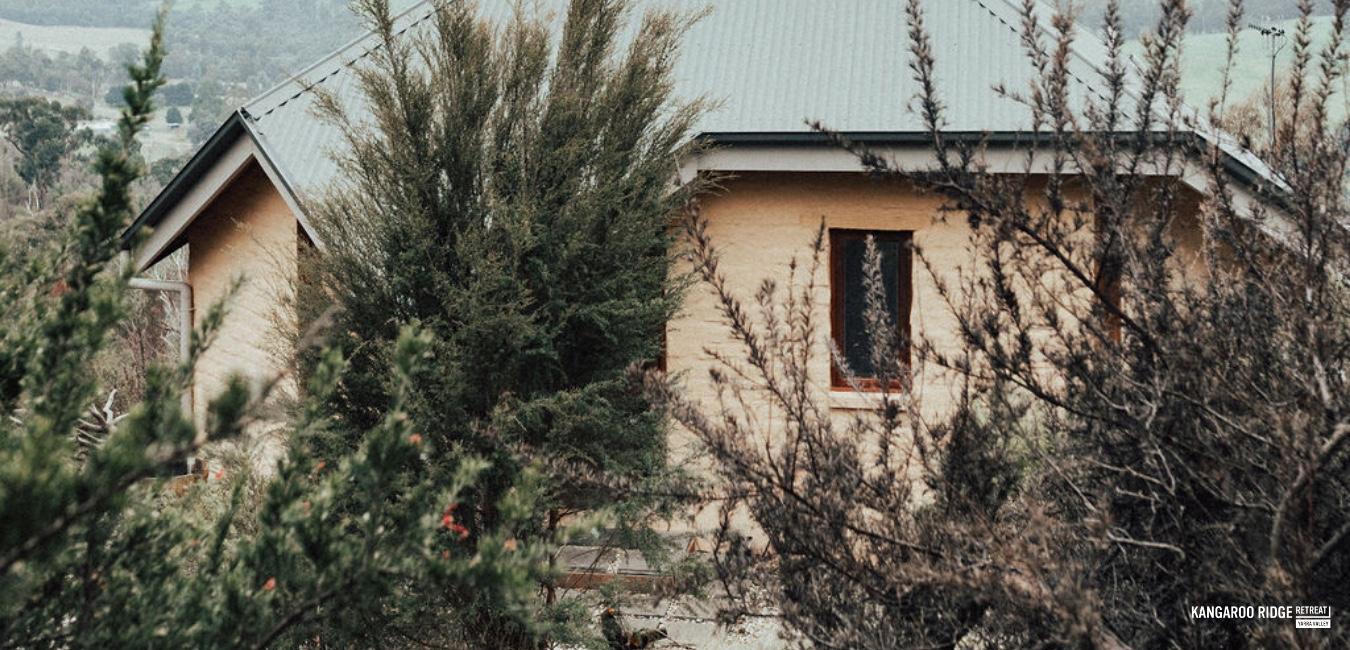 Kangaroo Ridge Retreat are hidden retreats in the heart of the Yarra Valley.