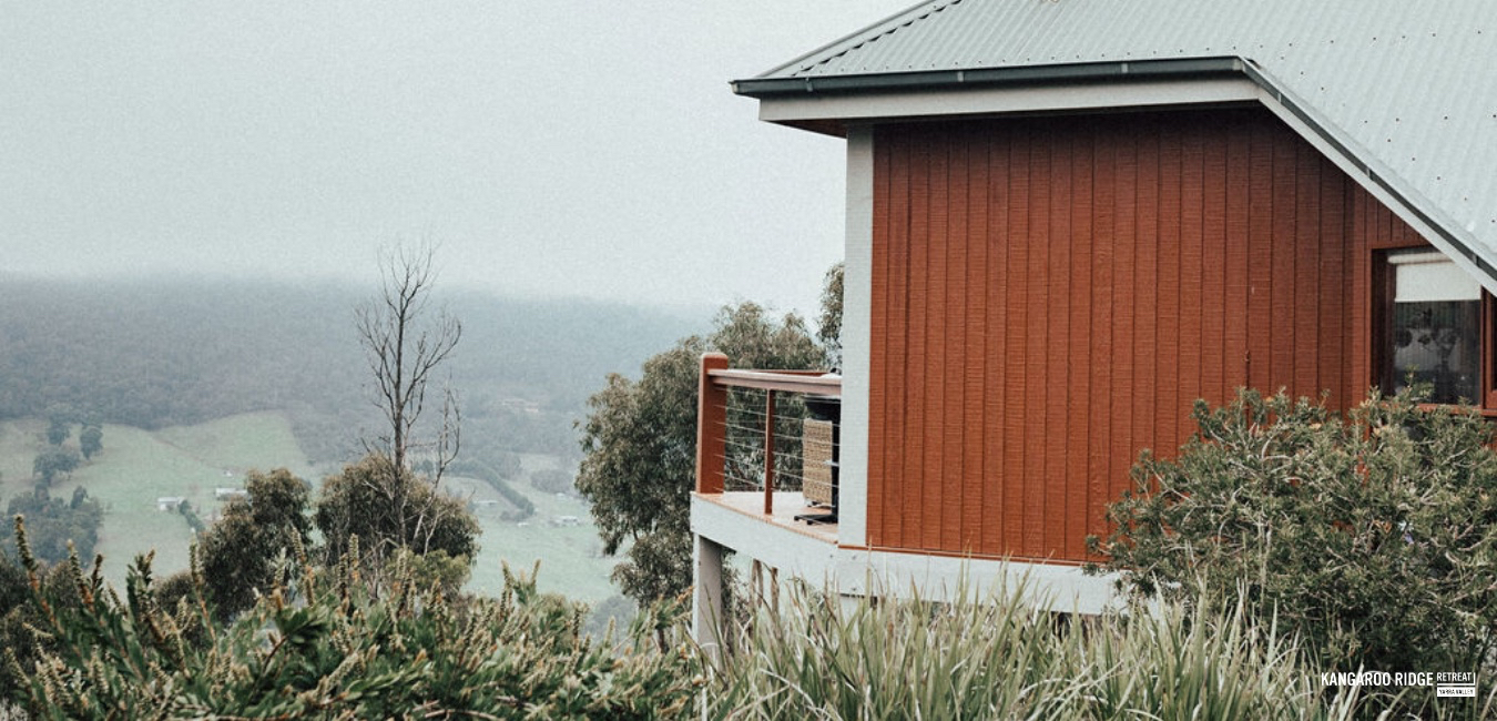 Feel like you have the ridge to yourself at Kangaroo RIdge Retreat