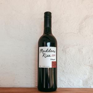 Bottle of Maddens Rise Rosso 2019