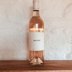 Bottle of Medhurst Rosé 2018