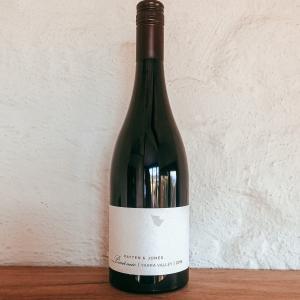 Bottle of Payten & Jones Brownes Block Pinot Noir 2015