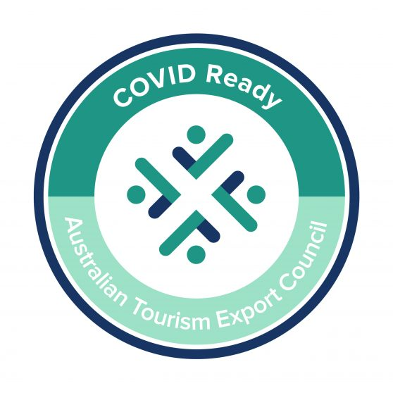 Kangaroo Ridge Retreat is Certified COVID ready by the Australian Tourism Export COuncil